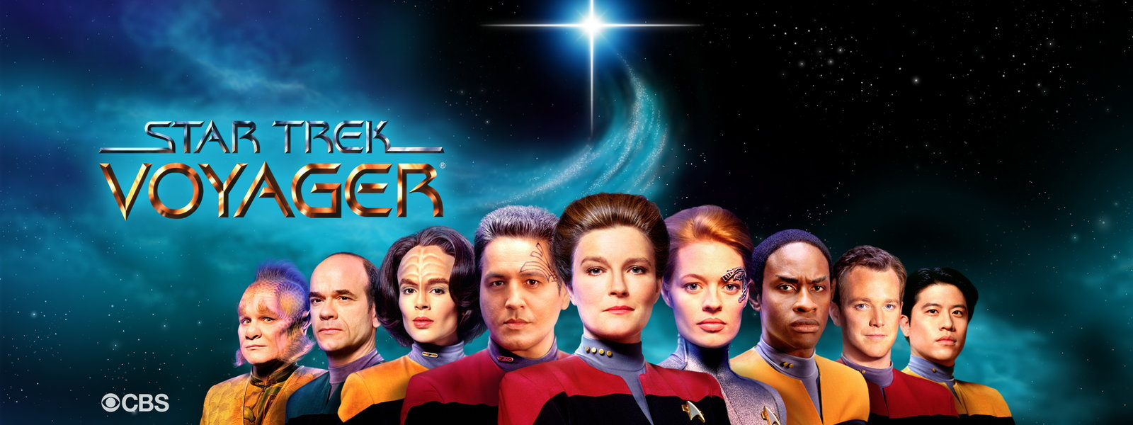 Watch Star Trek: Voyager Online at Hulu