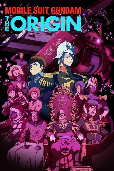 Watch Mobile Suit Gundam The Origin Streaming Online | Hulu (Free Trial)