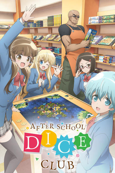 Image result for after school dice club anime