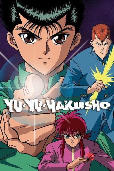 Image result for yu yu hakusho